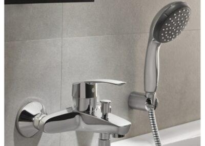 Grohe Eurocube zuhanycsaptelep - szett