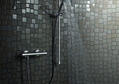 Kludi Zenta zuhanycsaptelep, termosztátos