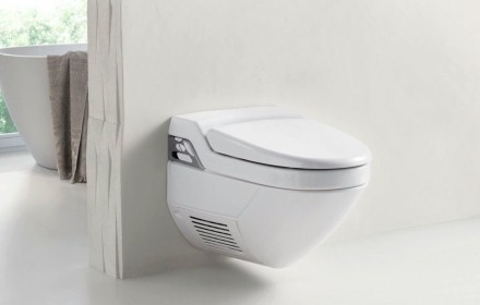Geberit AquaClean bidé és WC