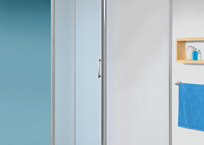 Matt uhany oldalfal nyíló ajtóhoz, 70 cm-től