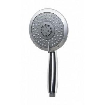3 funkciós, króm Design zuhanyfej
