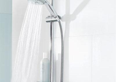 Grohe Tempesta 3 fokozatú zuhanyszett