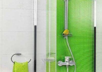 Rainshower zuhanyszett tartórúddal