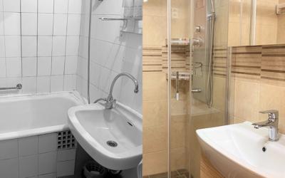 B. Zoltán – Panel fürdőszoba felújítás
