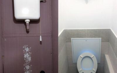 F. Dávid – panel lakás fürdőszobafelújítás
