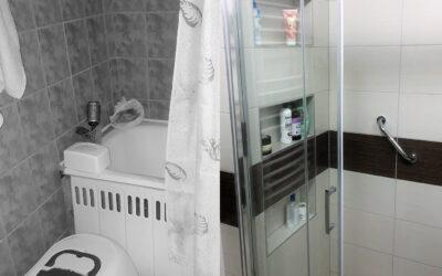 F. Petra – Fürdőszoba és fűtés felújítás
