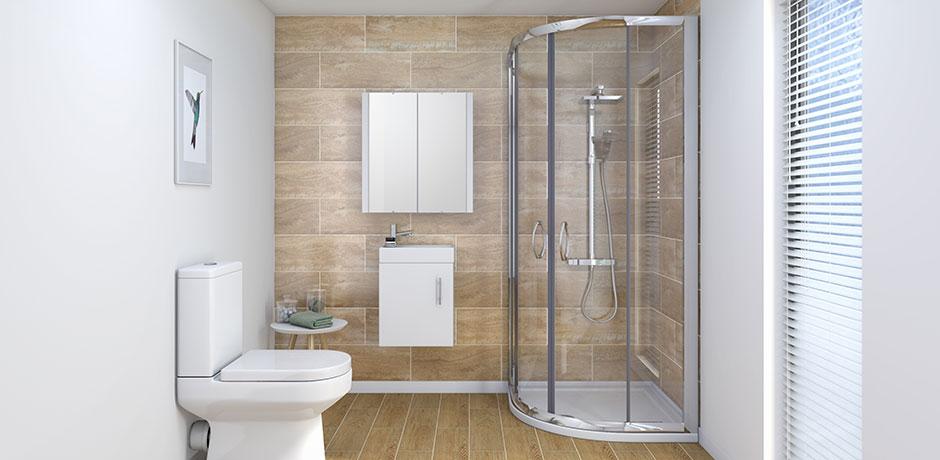 Hogyan legyen praktikus és kényelmes fürdőszobánk?