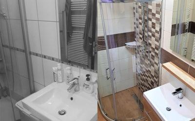 O. Renáta – társasházi fürdőszoba felújítása