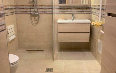A. Szabolcs – Társasházi fürdőszoba felújítás