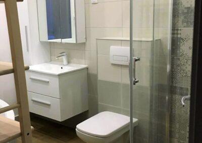 Újfürdő fürdőszoba felújítás referencia - S.K. Márti