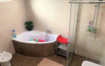 Olter Tibor – Társasházi fürdőszoba felújítás