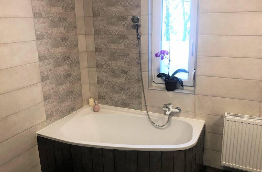 P. Barbara – Családi ház fürdőszoba felújítás