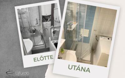 Kovács Judit – Panel fürdőszoba felújítás
