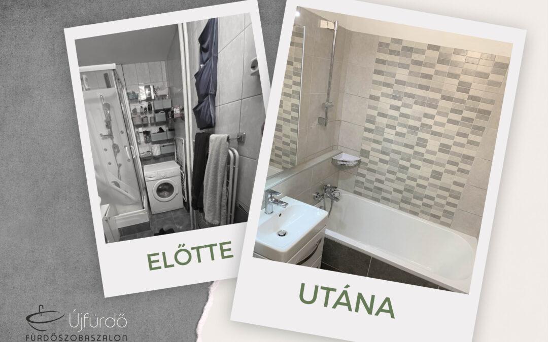 Lakatos Pálma – Panel fürdőszoba felújítás