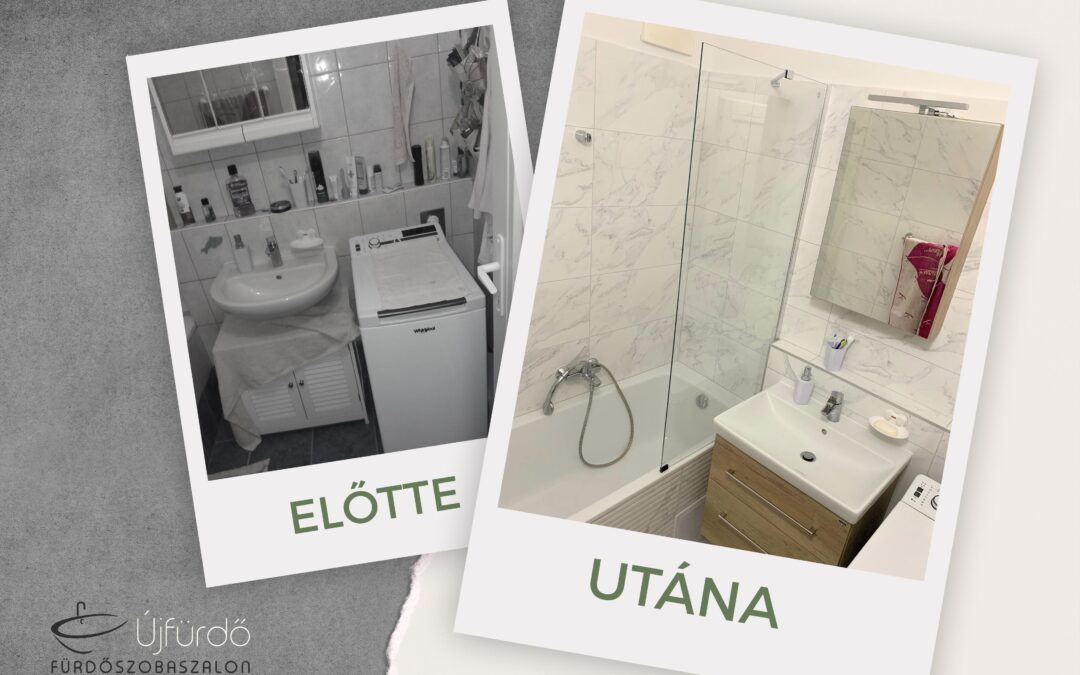 O. János – Társasházi fürdőszoba felújítás