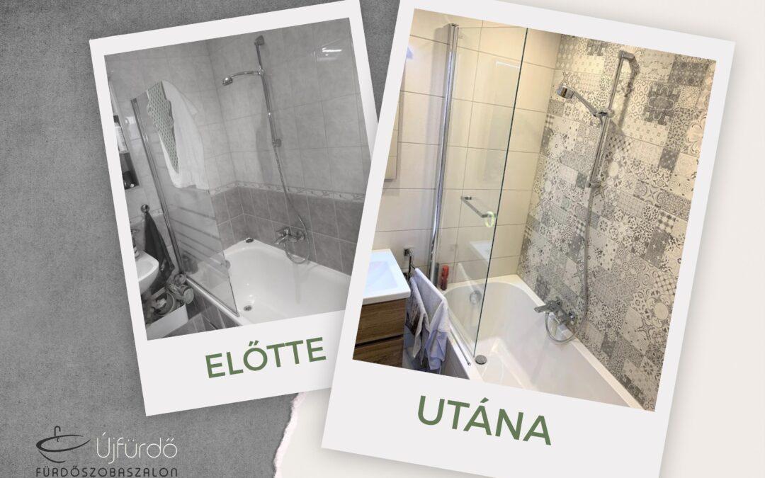 D.K.C. – Társasházi fürdőszoba felújítás