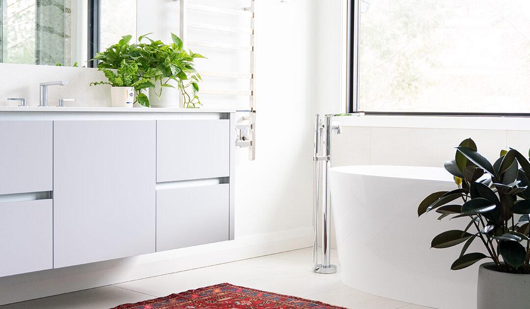 Az egyik legfontosabb helyiség a házban: a fürdőszoba