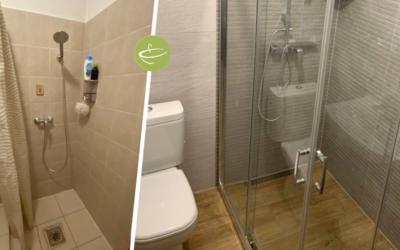 B.N. – Társasházi fürdőszoba felújítás