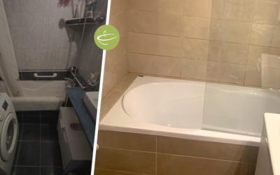 J. Péter – Panel fürdőszoba felújítás