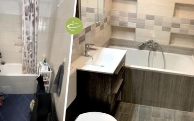 S. Gábor – Panel fürdőszoba felújítás