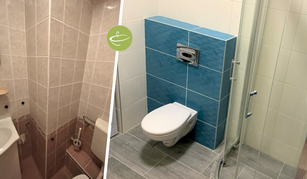 A. Judit – Családi ház fürdőszoba felújítás