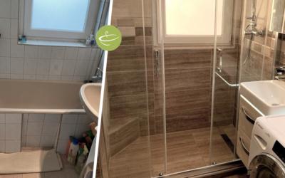 L. Ildikó – Családi ház fürdőszoba felújítás
