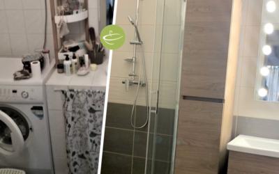 L.G. – Családi ház fürdőszoba felújítás