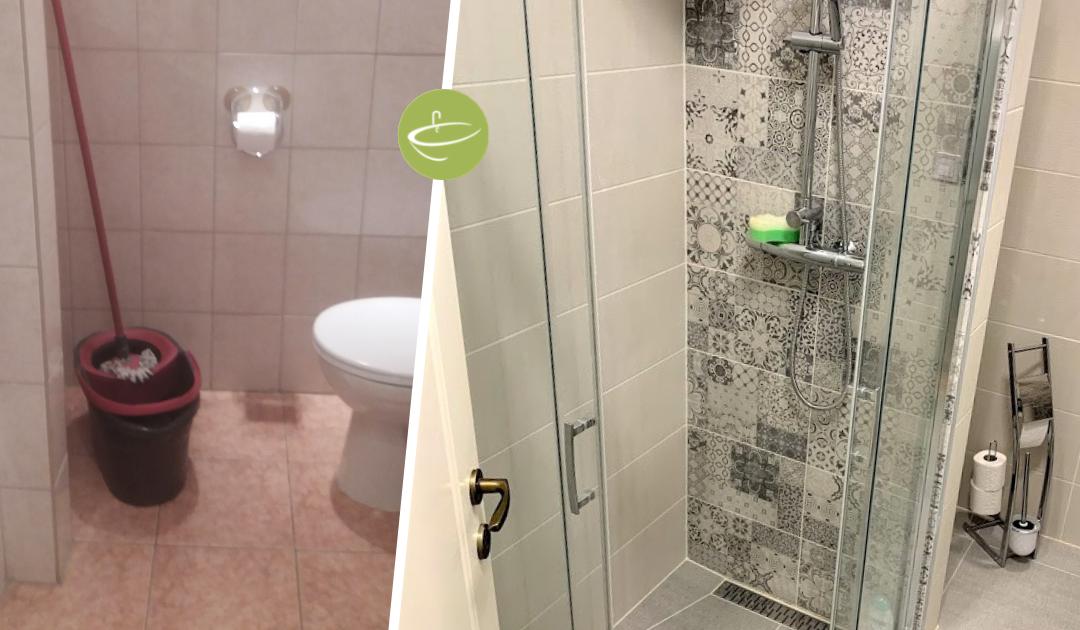 Sz. Zsuzsa – Családi ház fürdőszoba felújítás