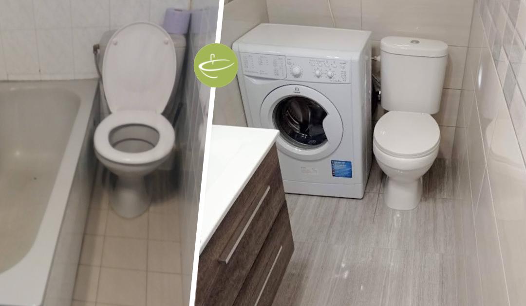 Farkasné Tóth Tímea – Családi ház fürdőszoba felújítás