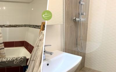 T.P. Ildikó – Panel fürdőszoba felújítás