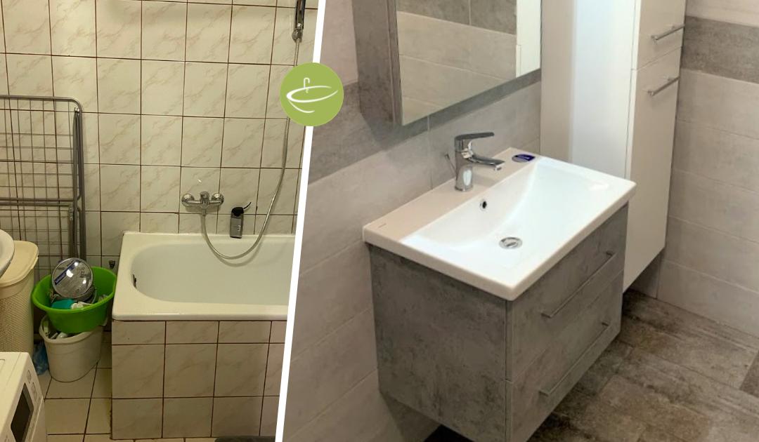 Fehér Tímea – Családi ház fürdőszoba felújítás