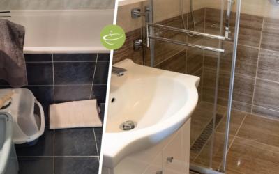 O. Judit – Panel fürdőszoba felújítás
