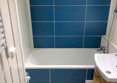 panel, lakás, fürdő, fürdőszoba, felújítás