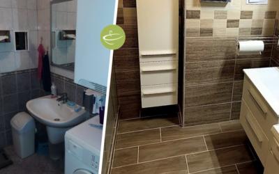 dr. Bencze János – Társas ház fürdőszoba felújítás