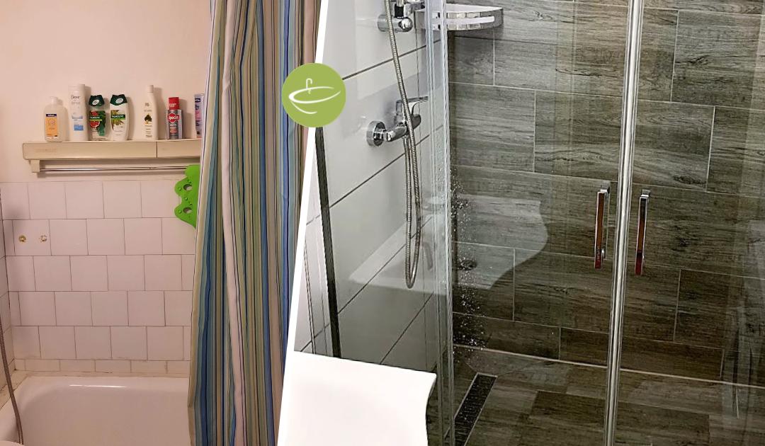 S. Barnabásné - Panel fürdőszoba felújítás