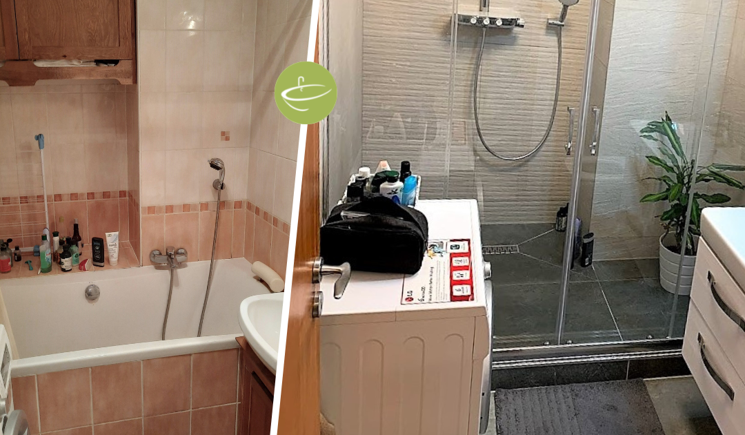 Sz. Sándor – Társas ház fürdőszoba felújítás