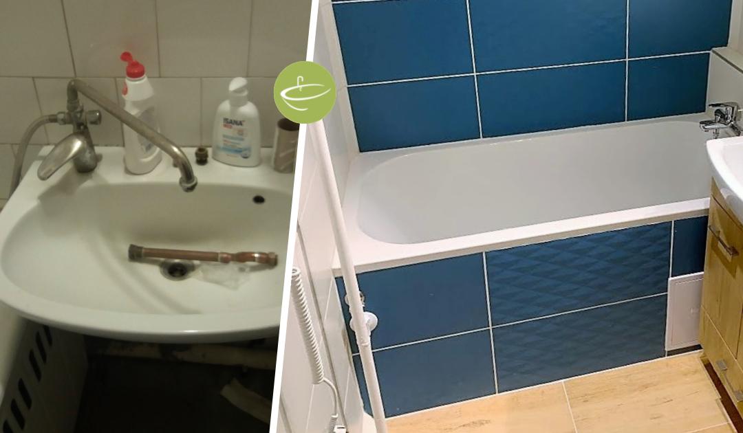 Szuszékos Ildikó - Panel fürdőszoba felújítás