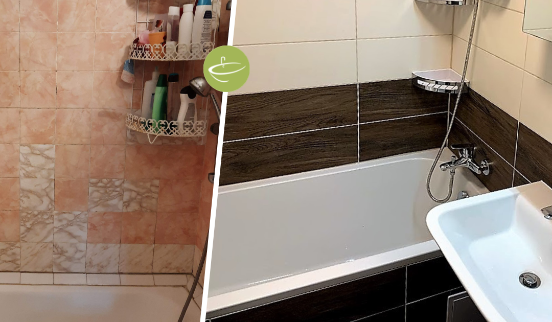 V. Katalin - Panel fürdőszoba felújítás